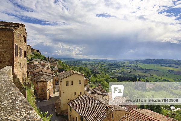 Ansicht Montepulciano