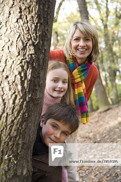 Holz Mutter - Mensch spielen