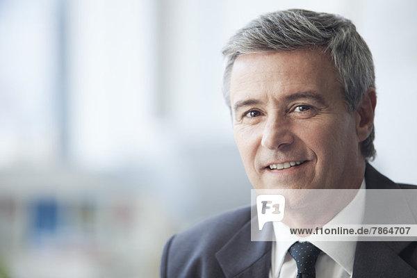Geschäftsmann  Portrait