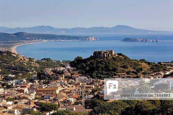 Katalonien  Girona  Spanien