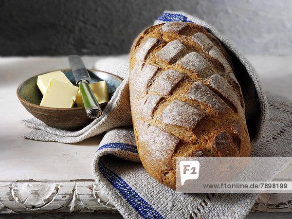 Bio-Sauerteigbrot vom Bäcker