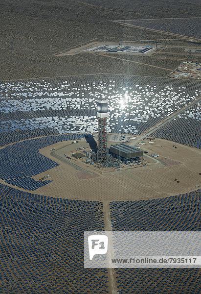 Brightsource Ivanpah Solar Electric Generating System  a solar thermal electric generating facility