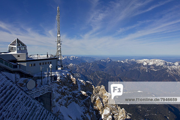 Alpen Zugspitze