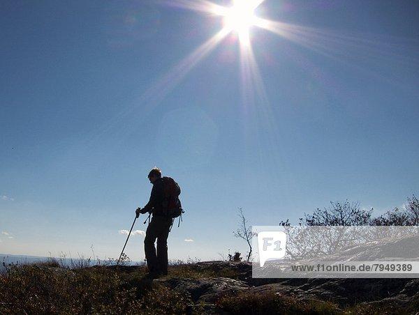 Berggipfel  Gipfel  Spitze  Spitzen  gehen  wandern  Berg  Massachusetts