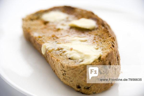 Toastbrot  Butter