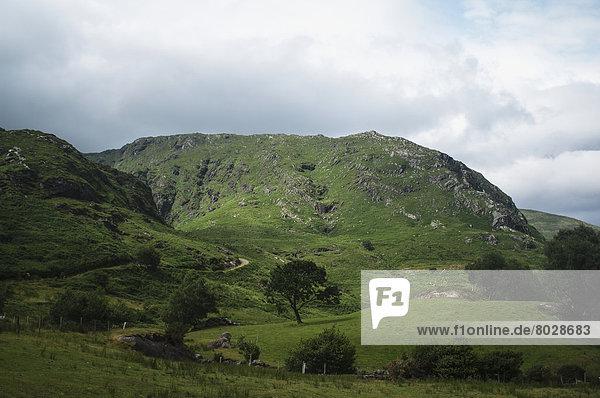 Gleninchaquin park beara peninsula County kerry ireland