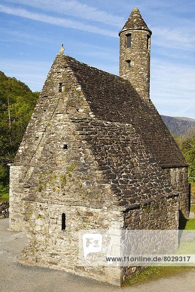 Saint kevin's church Glendalough county wicklow ireland