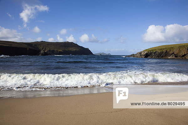 Clogher beach in dingle peninsula County kerry ireland