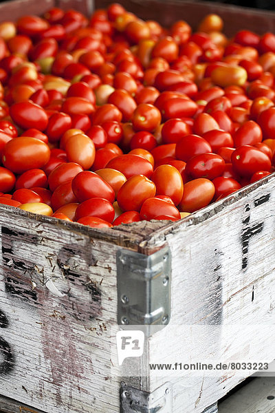 Tal  Tomate  Außenaufnahme  Rom  Hauptstadt  Markt