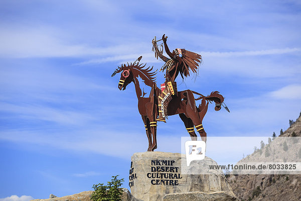 Skulptur  Eingang  Wüste  Kultur