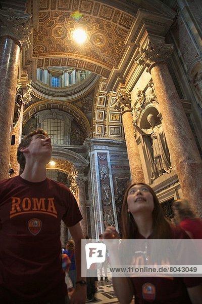 Rom  Hauptstadt  Latium  Vatikan  Italien