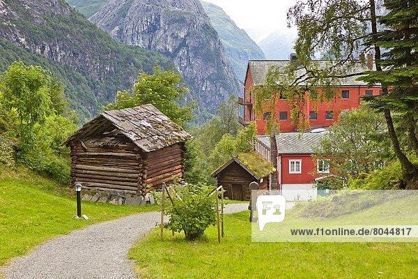 Hotel Norwegen Kabine