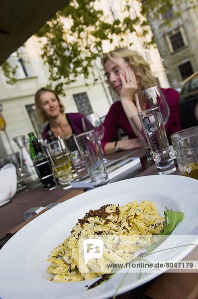 Old town restaurant  Ljubljana  Slovenia