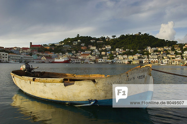 Karibik  Grenada  Hauptstadt