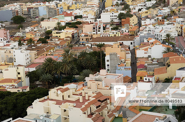 Kanaren  Kanarische Inseln  La Gomera  San Sebastian  Spanien