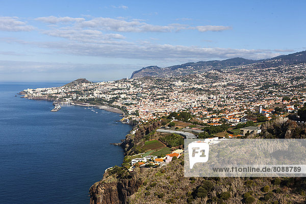 Otsansicht Funchal