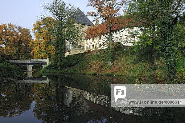 Schloss Rheda  Rheda-Wiedenbrück  Nordrhein-Westfalen  Deutschland  Europa