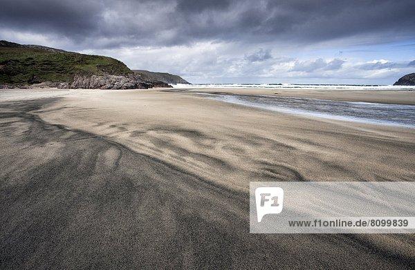 Muster  Europa  Strand  Großbritannien  Schwierigkeit  Sand  Schottland