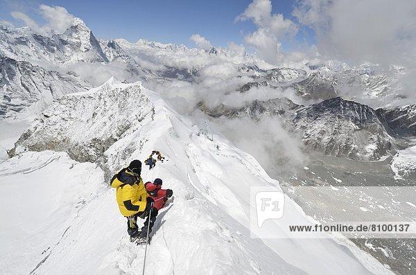 Himalaya  UNESCO-Welterbe  Asien  Nepal