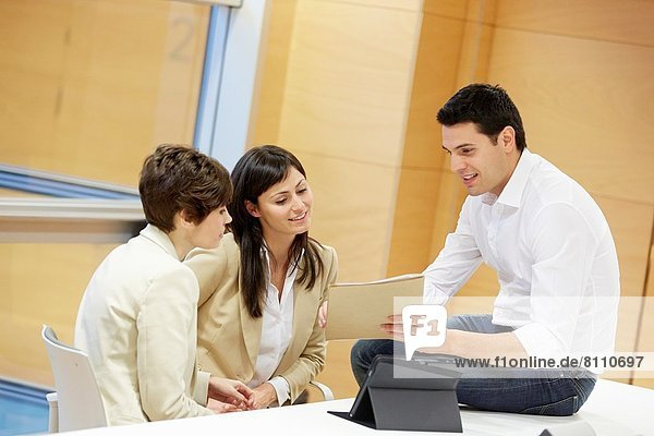 Interview , verkaufen , Training , Business , San Sebastian , Spanien