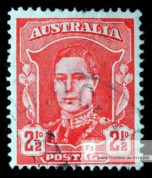 Australien  Briefmarke