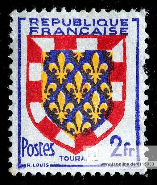 Frankreich  Briefmarke
