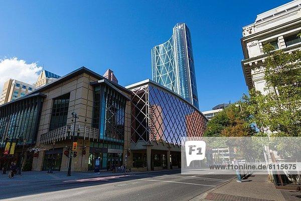 Hochhaus , Unterricht , Alberta , Calgary , Kanada