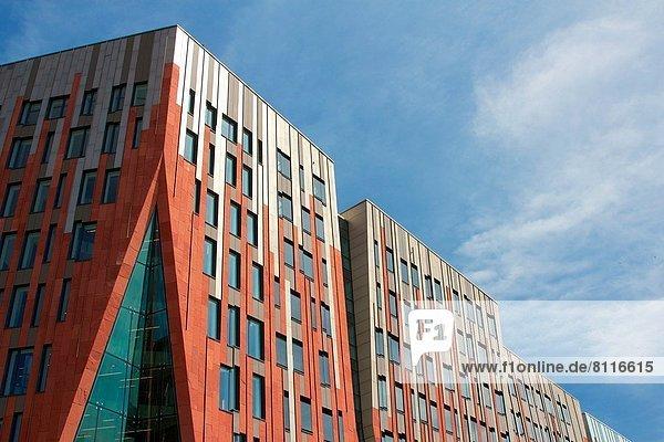 Gebäude  Komplexität  Hamburg - Deutschland  Deutschland  HafenCity
