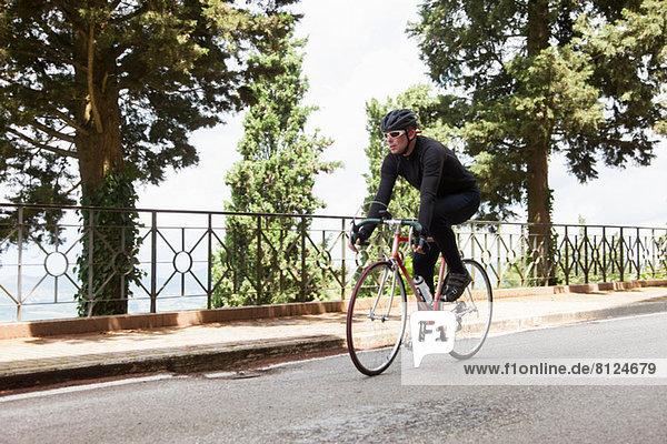 Radfahren in Umbrien  Italien