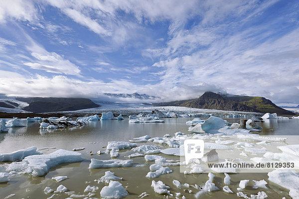 Gletschersee Fjallsarlon