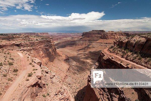 Vereinigte Staaten von Amerika  USA  Canyonlands Nationalpark  Utah