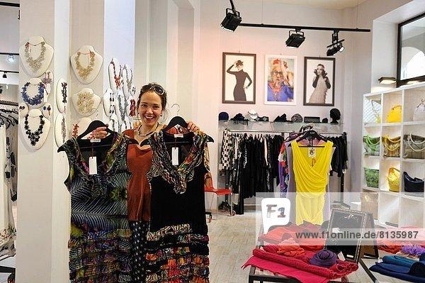 Basar  Boutique  Riga  Hauptstadt  Mode  Lettland  Nordeuropa