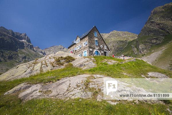 Berghütte Rifugio Migliorero Berghütte Rifugio Migliorero