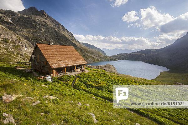 Berghütte Refuge de Vens Berghütte Refuge de Vens