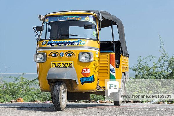Rikscha-Taxi