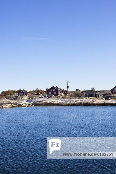 Gebäude Küste Leuchtturm