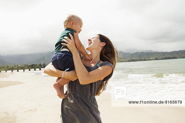 jung  Tochter  Mutter - Mensch  Baby