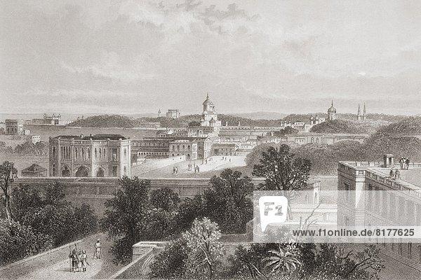 Geschichte  Lebensphase  Lifestyle  Jahrhundert  Indien  Lakhnau  Lucknow