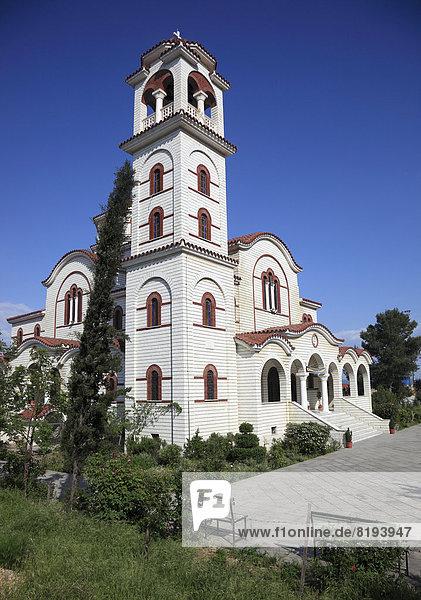 Kathedrale Saint Paul and Saint Astius  orthodox  Kisha e apostull Paulis dhe e shen Astit
