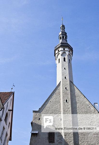 Tallinn  Hauptstadt  Gebäude  Stadt  Estland  alt