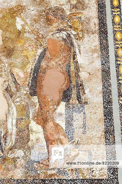 Delos  Griechenland  Hermes