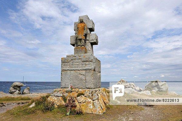 Westeuropa  Freiheit  französisch  Küste  Monument  ansprechen  Juni  Erinnerung
