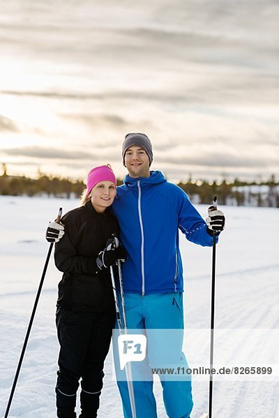Portrait  Skisport