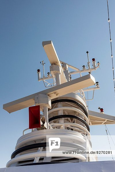 Amerika  Gerät  Navigation  Schiff  1  Kreuzfahrtschiff  Niederlande  schnell reagieren  Linie  Radar
