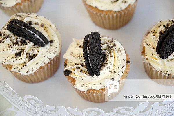 Palast  Schloß  Schlösser  Keks  cupcake  Gericht  Sahne  Hampton