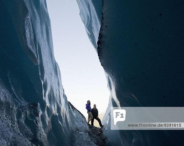 Worthington Glacier  Alaska  USA Worthington Glacier, Alaska, USA