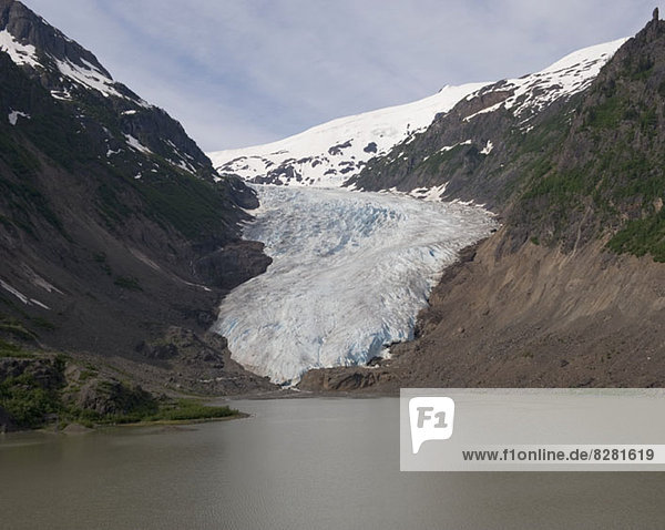 Bear Glacier  British Columbia  Kanada Bear Glacier, British Columbia, Kanada