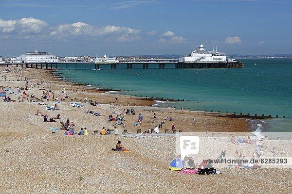 Europa  Großbritannien  Eastbourne UK  East Sussex  England