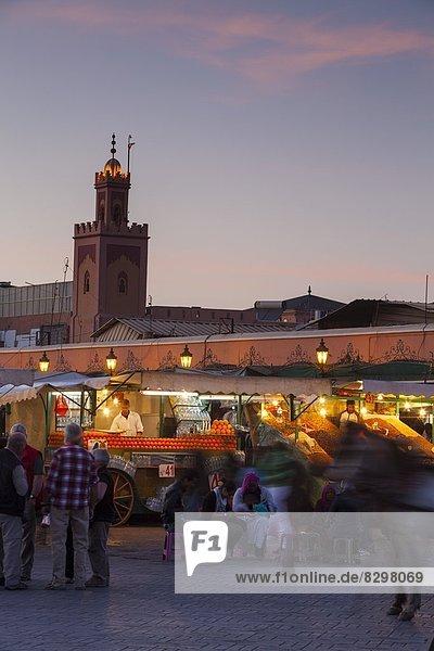 Nordafrika  Marrakesch  Afrika  Marokko