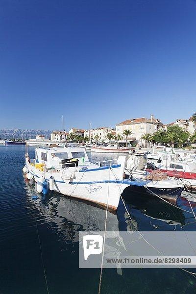 Europa  Kroatien  Dalmatien